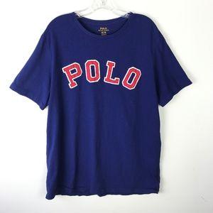 Polo Ralph Lauren Patch Tee Shirt #1019